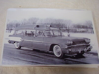1958 CHRYSLER NEW Yorker 11 X 17 Photo Picture - $15 95