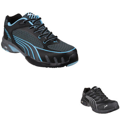 Puma Safety Fuse Motion Rubber Sole Shoe