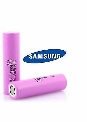 *** NEW Samsung 18650 30Q GENUINE 3000mAh Battery 2PC PACK AND 4 PCS PACK ***