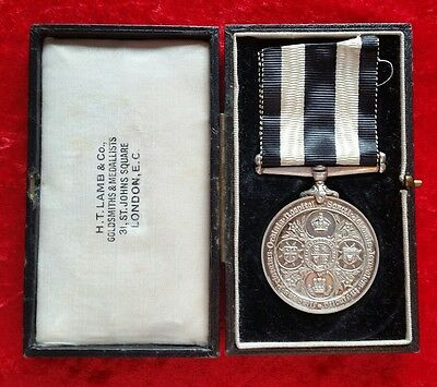 Genuine St Johns Ambulance Service Medal PTE H M TAILFORD Armley & Wortley 1932