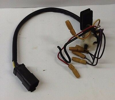 boat parts nib johnson evinrude wire harness adapter new to old control  176349 cdi 423-6349 outboard
