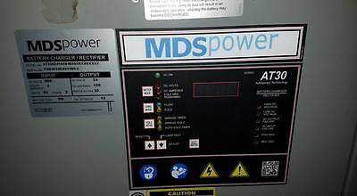 MDSPower AT30 Float Battery Charger Rectifier Hindle Power