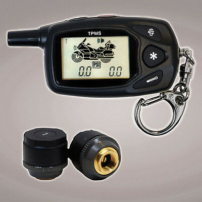 BIG BIKE PARTS® TireGard Wireless Tire Pressure Monitoring System oem