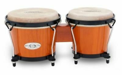 Toca Percussion	2100AMB Synergy Wood Bongos FAST SHIP