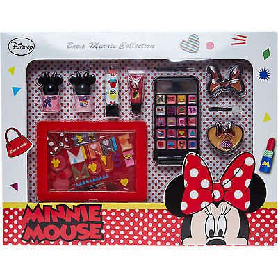 Minnie Mouse Makeup Collection - Bows Minnie Collection