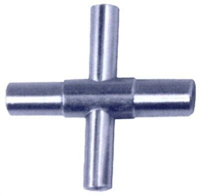 4-Way Sillcock Key, Single, PartNo PSW, by Cobra Products Co