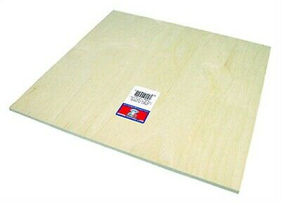 1/64x12x24 Birc Plywood, Single, PartNo 5241, by Midwest Products Co Inc