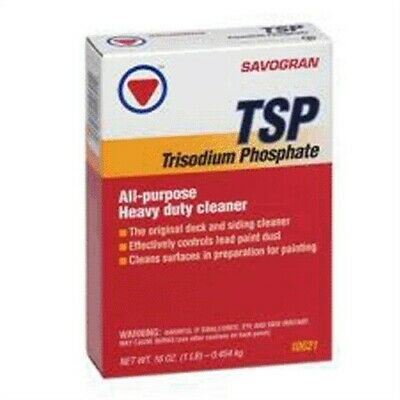 LB TSP HD Cleaner, Pack of 2, PartNo 10724, by Savogran Co