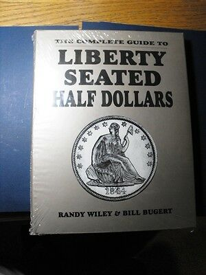 The Complete Guide to Liberty Seated Half Dollars, Brand New in Shrinkwrap, Rare