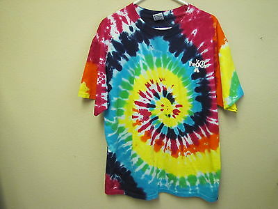 """The 60's"", Wild Tie-Dye T-Shirt. Size XL. New."