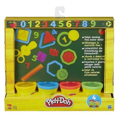 Hasbro Play-Doh knet-table Set Playdoh Children Play dough with knet accessories
