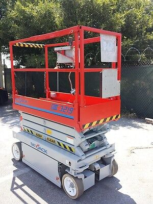 Skyjack 2008 Electric Scissor lift Manlift / Scissorlift / 2008 Scissor lift