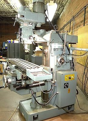 """Supermax Vertical / Horizontal Mill, 5hp,YCM-2GS w/4axis AcuRite,11"""" x 51"""" table"""