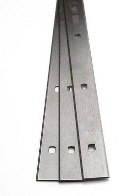 3 Pcs Planer Blades 410 x 18.6 x 1 for Hammer High Quality S701S9
