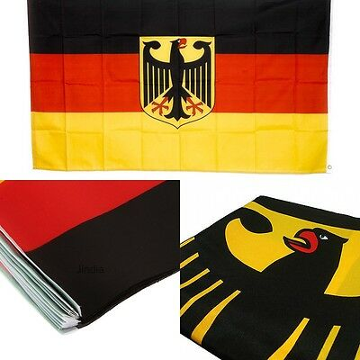 3X5 OLD GERMANY FLAG GERMAN WITH EAGLE BANNER SIGN German Banner Indoor Outdoor