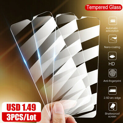9H+ Premium Tempered Glass Screen Protective Film For Huawei P8 P9 P10 Lite 2017