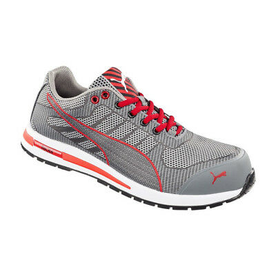 Puma Safety Xelerate Knit Low, Fabric Upper