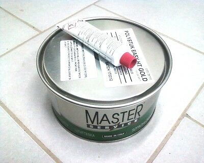 Stucco Poliestere A Spatola 2Kg Master