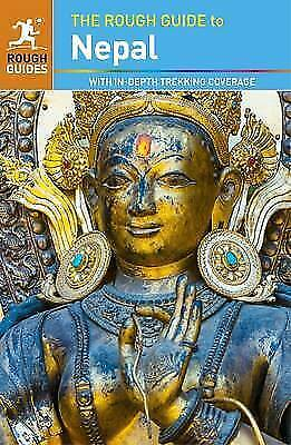 The Rough Guide to Nepal (Rough Guide Nepal), Rough  Guides, New Book