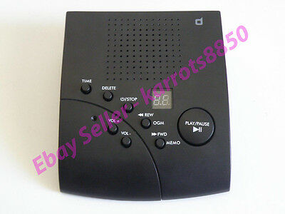 Dick Smith Model - Phone  Digital Answering Machine - (Genuine)