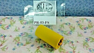 "J/B Industries Vacuum Pump Flexible Coupler ""DRIVE-SECTION"" Part# PR53-FS"