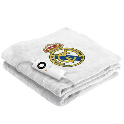 Manta Sofa Imetec 16252 Real Madrid 160x120 CM