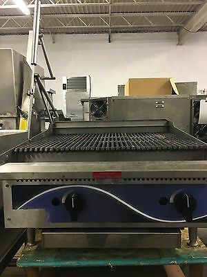 Star-Max Char-broiler radiant Two (2) Burner Counter-Top   Shipping Available !!