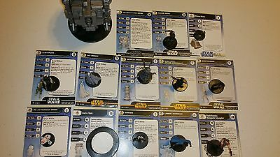 X Star Wars Miniature Fringe 13 Different Mini Droid Mouse Medical Fett Sly Dash