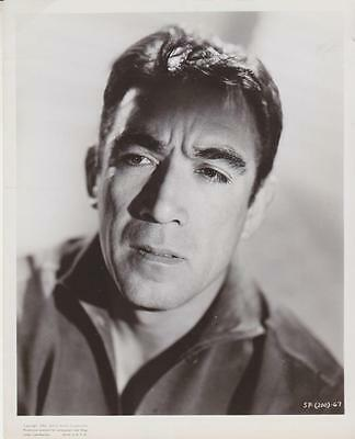 "Anthony Quinn in ""The Wild Party"" 1956 Vintage Movie Still"