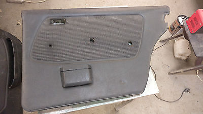 w123 door panel wagon rear right