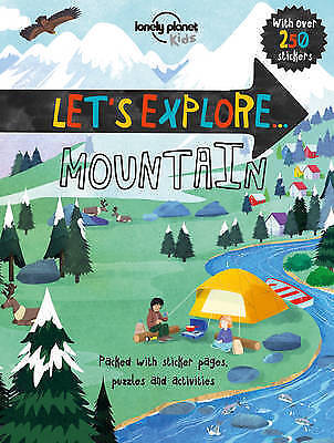 Let's Explore Mountain / Lonely Planet Kids9781786573131