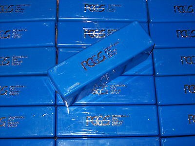 PCGS Storage Box Holds 20 Certified Slabs Coin Holders Box Only NO COINS