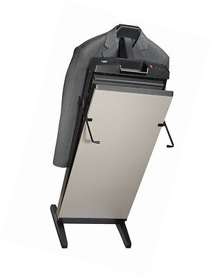 Corby 7700 Satin Chrome Finish Trouser Press