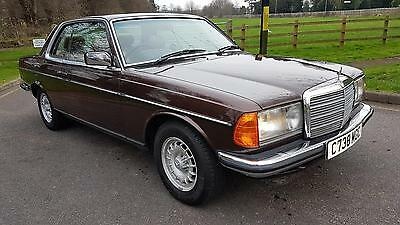 Mercedes-Benz 280CE W123 Coupe 48900Miles 2 Owners