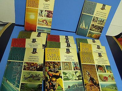 American Heritage Encyclopedia Guide to United States,History Vol. 1-12, Vintage