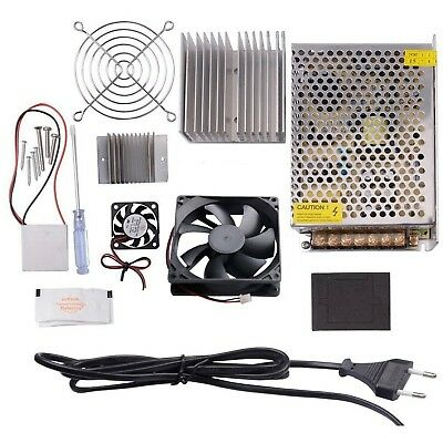 CHENBO(TM) Thermoelectric Cooler Peltier Tec1-12706 Kit Cold Plate Refrigerat...