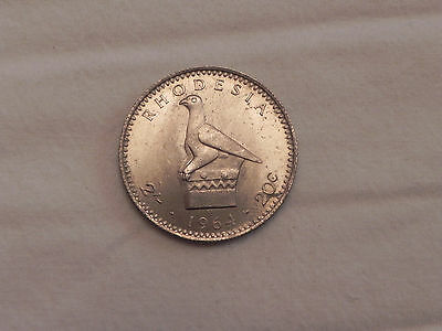 Rhodesia, 1964, 20 Cents lot#M033