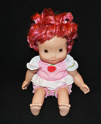 Playmates Toys Strawberry Shortcake Baby Berry Scented 2007 Doll