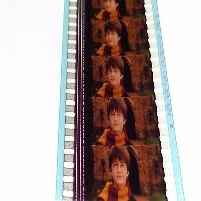 Harry Potter  5 Film Cell Strip -  Buy 1 And Get 2 For Free Fs