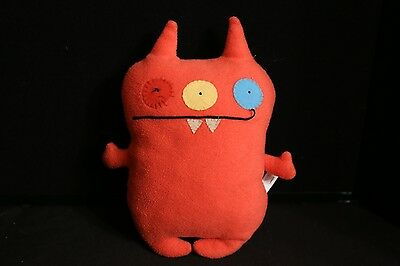 Ugly Doll LANGIS Red Plush Toy Doll