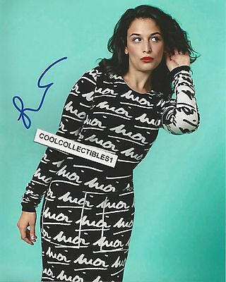"JENNY SLATE of ""MARRIED"" IN PERSON SIGNED 8X10 COLOR PHOTO 3 ""PROOF"""