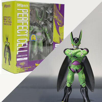 Perfect Cell Premium Color Dragon Ball Z Action Bandai S.H Figuarts