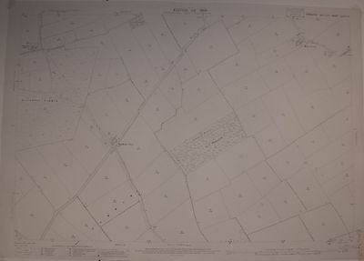 OS Map 1:2500 1909, Yorkshire (East Riding) Sheet CCXXII  8:  North of Howden