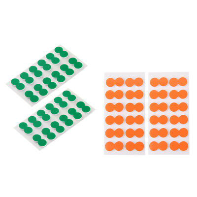 4 Pieces//Lot New Foam Strike Indicators For Fly Fishing 4Colors Fishing TackleSJ