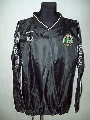 ST. Patrick Football Club M Stanno Training Blouse TOP CONDITION rare