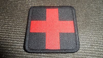 Opex-Patch Croix Rouge-Auxsan-Tic-Legion