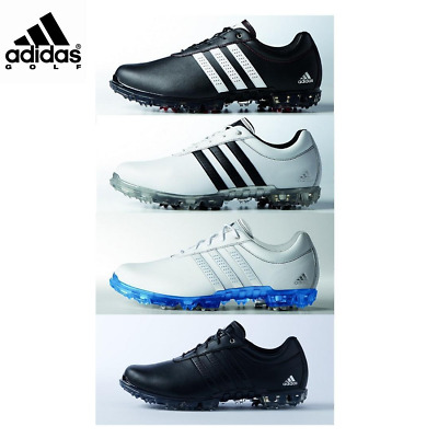 .Adidas 2017 Adipure Flex WD Mens Lightweight Waterproof Golf Shoes - New
