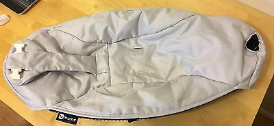 4Moms Mamaroo Fabric Seat, Classic Grey With Missing Bottom