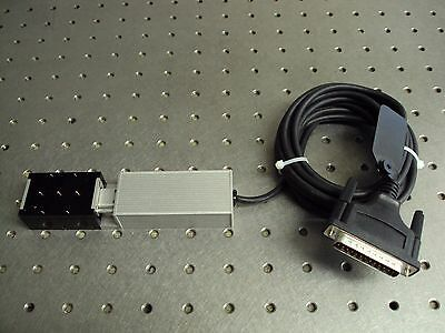 Nrc Newport ? Sdi  Sd Instruments ?  Linear Positioner Actuator Stage Motor Mike