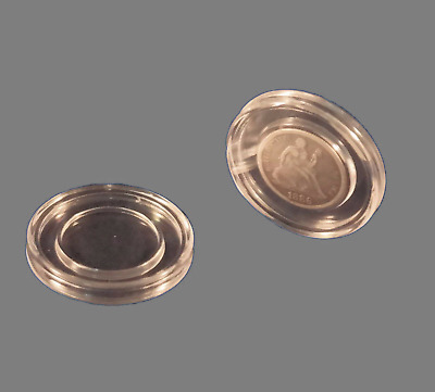 Guardhouse Direct Fit Coin Capsule Dime 18mm   -- 60% Off 2+ Mix n' Match Size